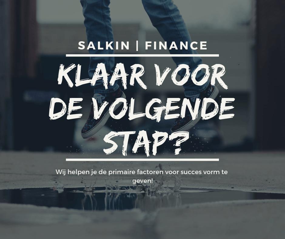 optimaal ondernemen met SALKIN Finance
